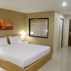 Отель T5 Suites Паттайя комната для гостей фото 4