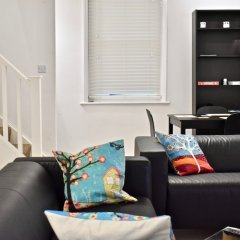 Отель Modern 2 Bedroom House by the Station Великобритания, Брайтон - отзывы, цены и фото номеров - забронировать отель Modern 2 Bedroom House by the Station онлайн интерьер отеля