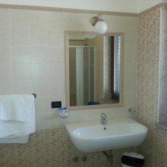 Отель Zama Bed&Breakfast Италия, Скалея - отзывы, цены и фото номеров - забронировать отель Zama Bed&Breakfast онлайн ванная