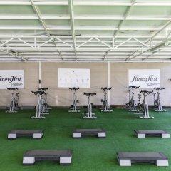 Отель Ali Bey Resort Sorgun - All Inclusive фитнесс-зал фото 2