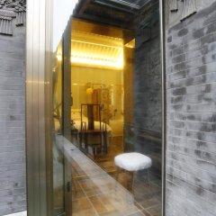 Отель Beichangjie quadrangle dwellings Китай, Пекин - отзывы, цены и фото номеров - забронировать отель Beichangjie quadrangle dwellings онлайн ванная фото 2