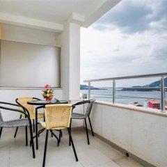 Отель EMA Lux Черногория, Будва - отзывы, цены и фото номеров - забронировать отель EMA Lux онлайн балкон