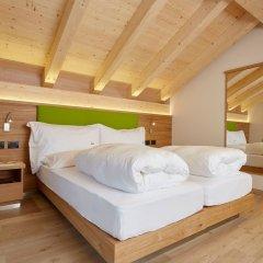Отель Vidor Resort Долина Валь-ди-Фасса комната для гостей фото 5