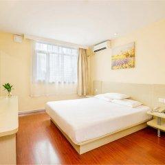 Отель Hanting Express Hangzhou Shiqiao Road Китай, Ханчжоу - отзывы, цены и фото номеров - забронировать отель Hanting Express Hangzhou Shiqiao Road онлайн комната для гостей фото 4