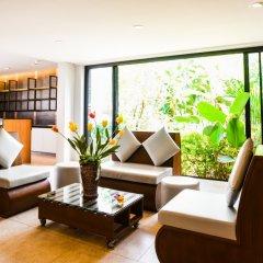 Отель Ramada by Wyndham Aonang Krabi интерьер отеля фото 2