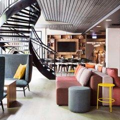 Comfort Hotel Holberg гостиничный бар