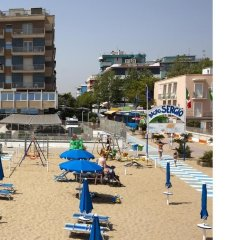 Hotel Ghirlandina пляж фото 2