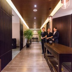 Отель Jianguo Hotel Shanghai Китай, Шанхай - отзывы, цены и фото номеров - забронировать отель Jianguo Hotel Shanghai онлайн фото 7