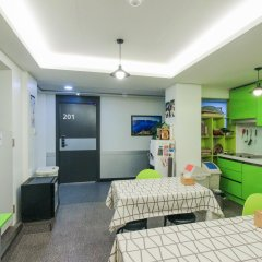 Отель Philstay Dongdaemoon Guesthouse питание