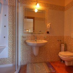 Отель B&B Il Pavone Конка деи Марини ванная
