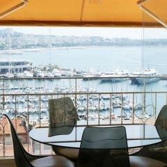 Отель SUQ3 - 3 Pièces vue mer Франция, Канны - отзывы, цены и фото номеров - забронировать отель SUQ3 - 3 Pièces vue mer онлайн балкон