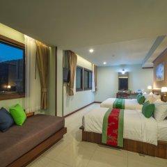 Отель Andaman Breeze Resort комната для гостей фото 4