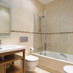 Отель Goikoa 2 Nautic - Iberorent Apartments Испания, Сан-Себастьян - отзывы, цены и фото номеров - забронировать отель Goikoa 2 Nautic - Iberorent Apartments онлайн ванная