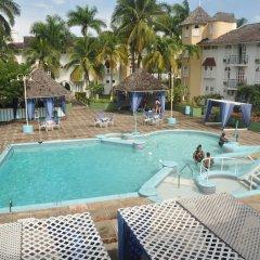 Апартаменты Palm View Apartment At Sandcastles бассейн фото 3
