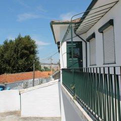 Отель Residencial Paranhos Порту балкон