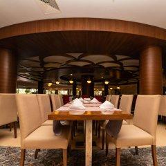 Sunmelia Beach Resort Hotel Сиде питание фото 3
