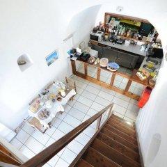 Отель Santorini Reflexions Volcano питание