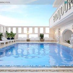 Bonjour Nha Trang Hotel бассейн