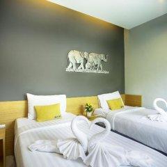 Escape De Phuket Hotel & Villa 3* Стандартный номер с разными типами кроватей фото 12