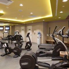 Отель Меркюр Москва Павелецкая фитнесс-зал фото 2