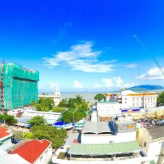 Nice Swan Hotel балкон