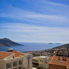 Villa Amber Турция, Калкан - отзывы, цены и фото номеров - забронировать отель Villa Amber онлайн пляж