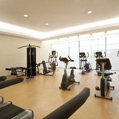 Hyatt Regency Merida Hotel фитнесс-зал фото 2