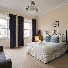 Апартаменты Spacious 3BR New Town Apartment Эдинбург комната для гостей фото 4