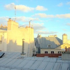 Отель Opera Louvre HolidayApartment балкон