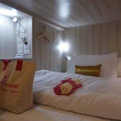 Mariya Lady Hostel At Suvarnabhumi Airport Female Only Бангкок комната для гостей фото 2