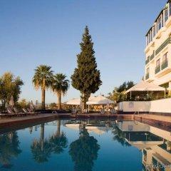 Отель Les Merinides Марокко, Фес - отзывы, цены и фото номеров - забронировать отель Les Merinides онлайн бассейн фото 2