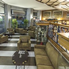 Отель Admiral Hotel Италия, Милан - 1 отзыв об отеле, цены и фото номеров - забронировать отель Admiral Hotel онлайн гостиничный бар