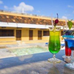 Hotel Caribe бассейн фото 3