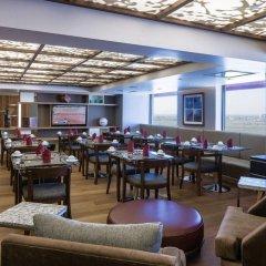 Отель Camino Real Aeropuerto Mexico гостиничный бар