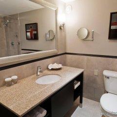 Отель Crowne Plaza Gatineau-Ottawa Канада, Гатино - отзывы, цены и фото номеров - забронировать отель Crowne Plaza Gatineau-Ottawa онлайн ванная