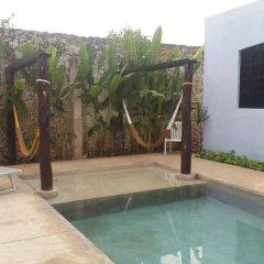 Отель Hostal La Ermita бассейн