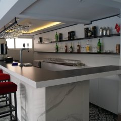 Aslan Kleopatra Beste Hotel гостиничный бар
