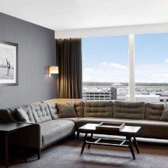 Отель Radisson Blu Hotel Manchester, Airport Великобритания, Манчестер - отзывы, цены и фото номеров - забронировать отель Radisson Blu Hotel Manchester, Airport онлайн комната для гостей фото 4