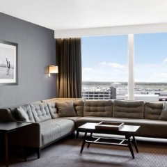 Отель Radisson Blu Manchester Airport Манчестер комната для гостей фото 4