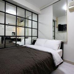 Отель Samsung Bed Station комната для гостей