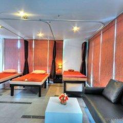 Отель Bs Residence Suvarnabhumi Бангкок комната для гостей фото 2