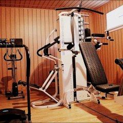 Hostel Green Rest фитнесс-зал