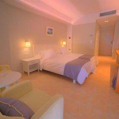 Elea Beach Hotel комната для гостей фото 4