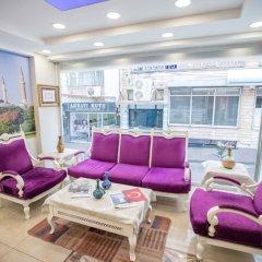 Vizyon City Hotel Турция, Стамбул - 2 отзыва об отеле, цены и фото номеров - забронировать отель Vizyon City Hotel онлайн интерьер отеля фото 2