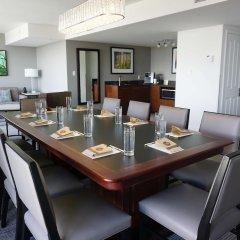 Отель DoubleTree by Hilton Hotel & Suites Victoria Канада, Виктория - отзывы, цены и фото номеров - забронировать отель DoubleTree by Hilton Hotel & Suites Victoria онлайн помещение для мероприятий фото 2