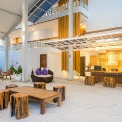 Отель White Sand Samui Resort Таиланд, Самуи - отзывы, цены и фото номеров - забронировать отель White Sand Samui Resort онлайн интерьер отеля фото 3