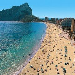 Отель Villa in Calpe - 104078 by MO Rentals пляж
