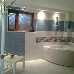 Отель Tonus Guest House Болгария, Аврен - отзывы, цены и фото номеров - забронировать отель Tonus Guest House онлайн ванная