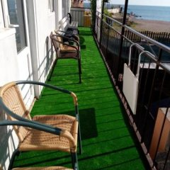 Гостиница Villa Svetlana Украина, Бердянск - отзывы, цены и фото номеров - забронировать гостиницу Villa Svetlana онлайн балкон