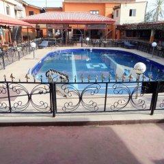 Abidap Hotel and Suites International бассейн